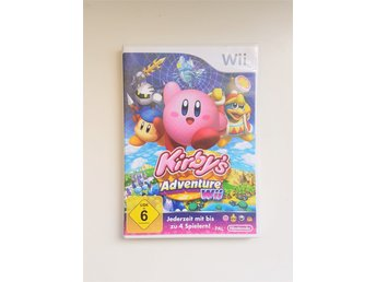 Kirby's Adventure - Wii - Kirby - Kirbys Adventure - Farsta - Kirby's Adventure - Wii - Kirby - Kirbys Adventure - Farsta