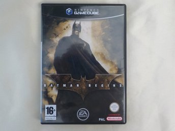 GAMECUBE, BATMAN BEGINS