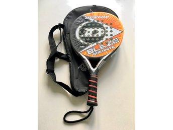 Dunlop Blaze Graphite padel - örebro - Dunlop Blaze Graphite padel - örebro