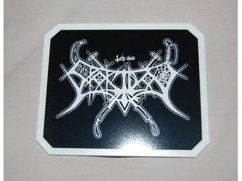 Sportlov isskrapa RARE Black Metal bathory