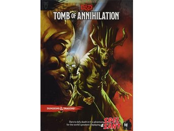 Dungeons & Dragons Tomb of Annihilation 5th Edition (Inbunden)