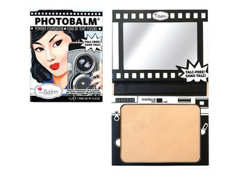 The Balm Photobalm Powder Foundation Light