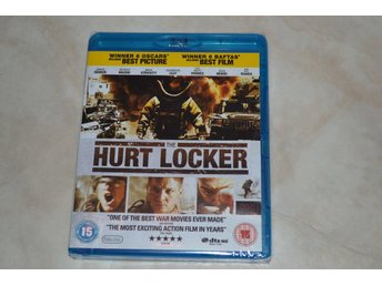 The Hurt Locker (2008) Film Bluray Nyskick