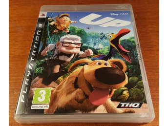 Up - Komplett - PS3 / Playstation 3