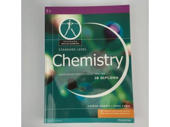 Chemistry ISBN 9780435994464 Catrin Brown Mike Ford IB DIPLOMA