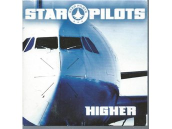 STAR PILOTS - HIGHER  ( CD SINGLE )