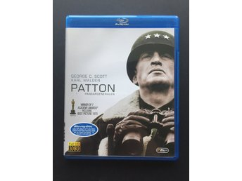 PATTON  PANSARGENERALEN - Blu-ray