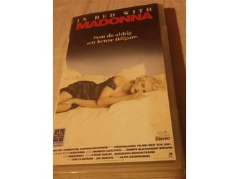 Madonna - In bed with Madonna - musikdokumentär - 1991