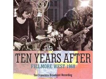 Ten Years After: Fillmore West 1968 (Broadcast) (CD)