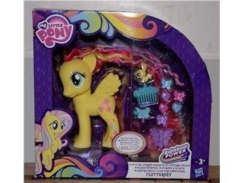 My Little Pony Deluxe Mode Pony - FlutterShy Docka