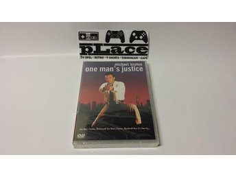 One Man´s Justice DVD