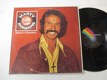 "Marty Robbins ""Good 'n Country"""