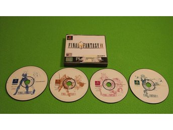 Final Fantasy IX 9  Playstation ps1
