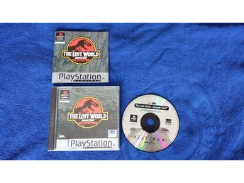 the lost world jurassic park playstation
