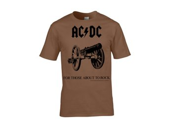 AC/DC For those about to rock  KIDS T-SHIRT - 128 cm, 7-8 Y