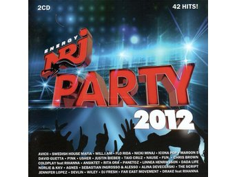 NRJ Party 2012 - 2CD