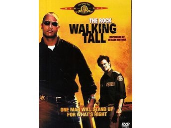 Walking Tall (Dwayne Johnson / The Rock)