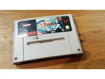 EARTH WORM JIM SNES