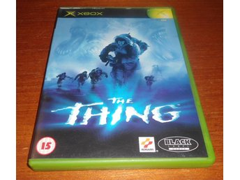The Thing - Xbox