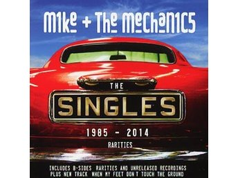 Mike The Mechanics: The singles 1985-2014 (2 CD) - Nossebro - Mike The Mechanics: The singles 1985-2014 (2 CD) - Nossebro