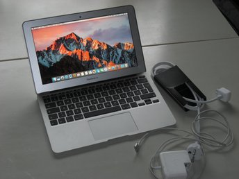 "MacBook Air 11"" 2,2Ghz i7, 8 gb ram, 256 gb flash *SENASTE MODELL*"