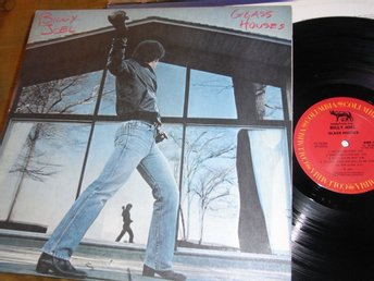 LP Billy Joel Glass Houses VINYL EX-!