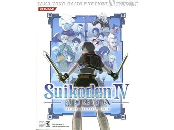 Suikoden IV: Official Strategy Guide (Bradygames) (Beg)