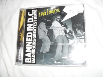 bad brains - banned in d.c