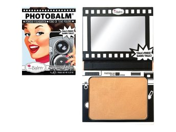 The Balm Photobalm Powder Foundation Medium