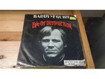 Barry McGuire - Eve Of Destruction, EP