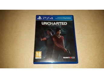 Uncharted - The Lost Legacy - PLAYSTATION 4 (Komplett!)