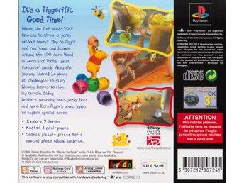 Javascript är inaktiverat. - Hyssna - Playstation 1 - Tiggers Honey Hunt (Disney) Komplett Playstation 1 spel i bra skick Se baksida för mer info... ---- Vi köper, säljer och byter Tvspel, Film och Musik mm - Hyssna