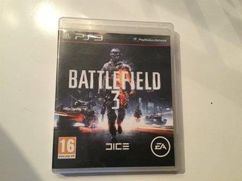 Javascript är inaktiverat. - Göteborg - Spelet Battlefield 3 till Playstation 3. I fint skick - Göteborg