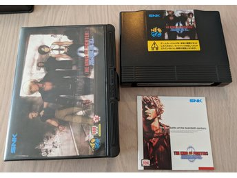 King of Fighters 2000  -[ NEO GEO ]-    AES