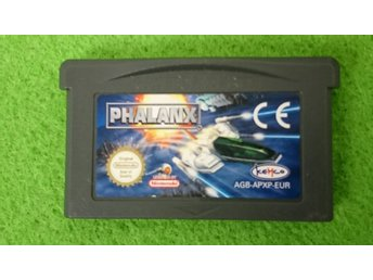 Phalanx Gameboy Advance Nintendo GBA