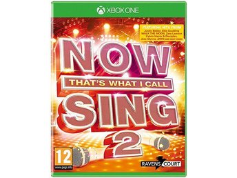 Now That's What I Call Sing 2  - Xbox One