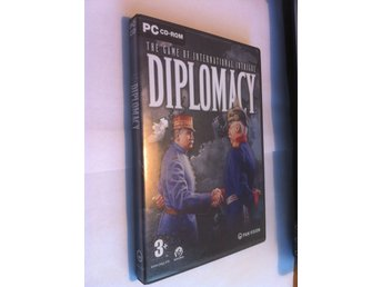 PC: Diplomacy - The Game of International Intrigue