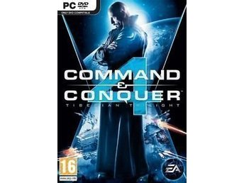 Command & Conquer 4 Tiberian Twilight PC