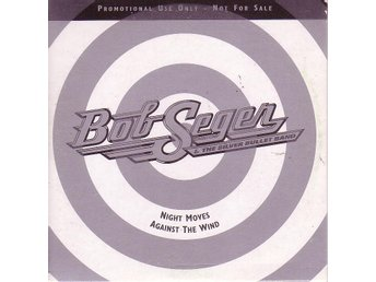 Bob Seger-Night moves/Against the wind / Promo CD-singel