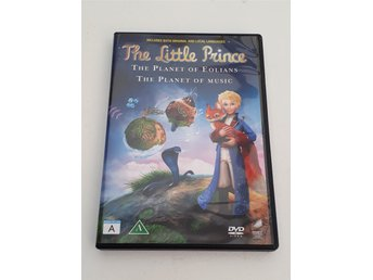 The little prince: The planet of Eolians & the planet of music (DVD, barn)