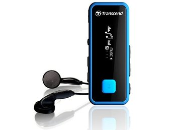 Transcend MP350  8GB (Svart/Blå)