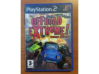 Ps2 spel Offroad Extreme - Special Edition