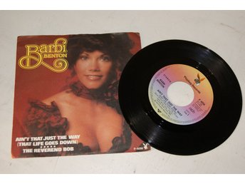 Barbi Benton, Ain't that just the way (that life goes down), Singel