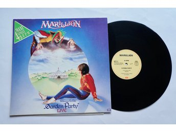 ** Marillion ‎– Garden Party Live  **