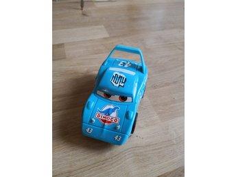 Disney Bilar Pixar Cars Kungen KING Dinoco (336496612) ᐈ Köp på Tradera 7875bc31eb60b