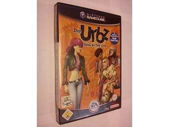 GC: The Urbz - Sims in the City