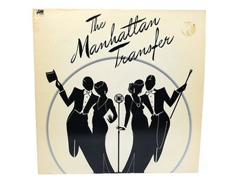 The Manhattan Transfer - The Manhattan Transfer SD 18133 LP 1975