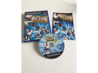 Playstation 2 Rayman Raving Rabbids