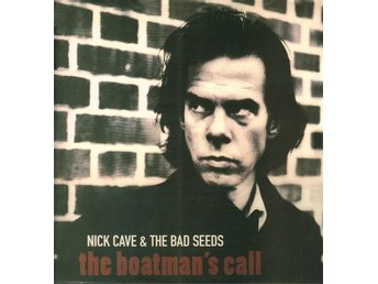 NICK CAVE & THE BAD SEEDS - THE BOATMAN'S CALL (RED TRANSPARENT VINYL) LP
