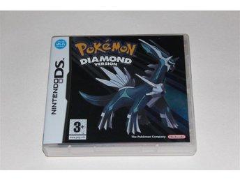Pokemon Diamond - Nintendo DS - Enköping - Pokemon Diamond - Nintendo DS - Enköping